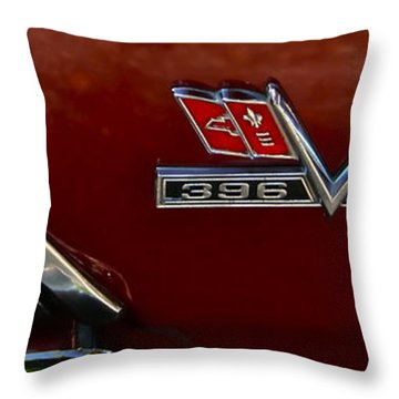 Turbo Classic Throw Pillow by Gwyn Newcombe