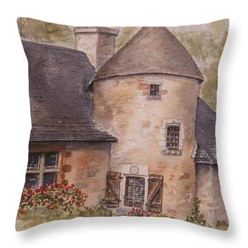 Turenne  Throw Pillow