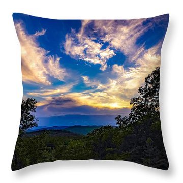 Turn Down The Lights. Throw Pillow
