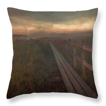 Turn To Infinity #g6 Throw Pillow