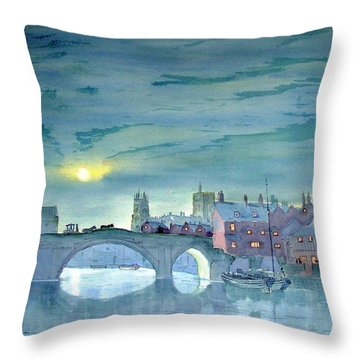 Turner's York Throw Pillow