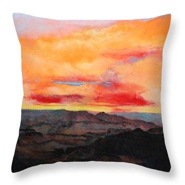 Twilight 8 Throw Pillow