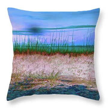 Twilight Dreams Throw Pillow