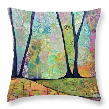 Twilight I Throw Pillow
