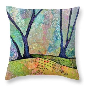 Twilight IIi Throw Pillow