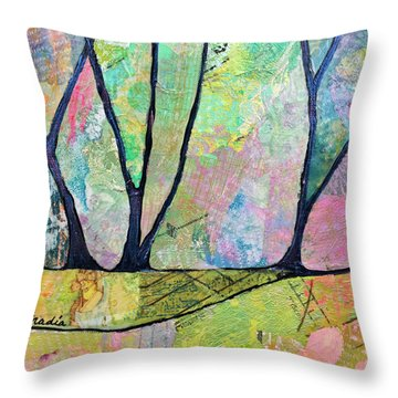 Twilight Iv Throw Pillow