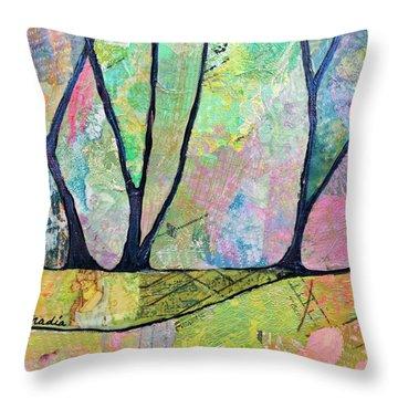 Twilight Iv Throw Pillow