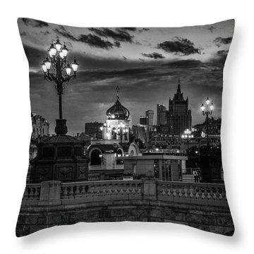 Twilight. Throw Pillow