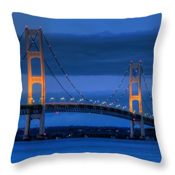 Up North Throw Pillows