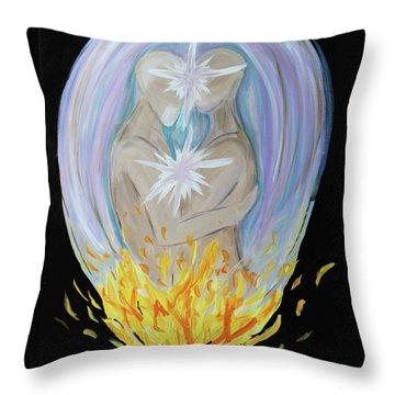 Twin Union Throw Pillow