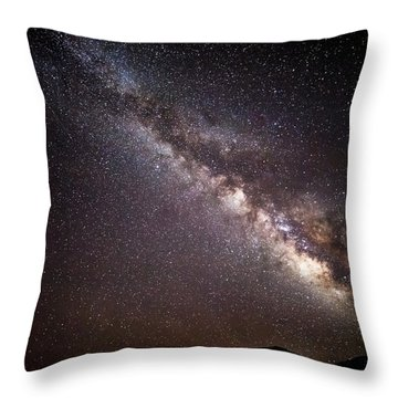 Throw Pillow featuring the photograph Twinkle Twinkle by Ryan Weddle