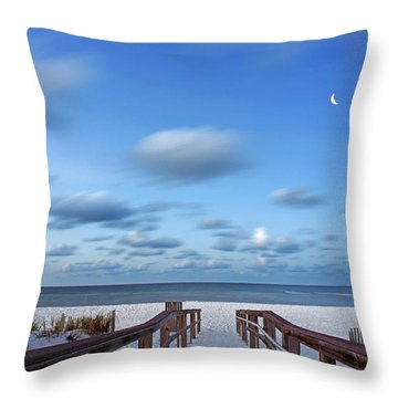Twinkling Stars Throw Pillow