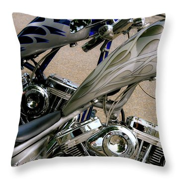 Twins, Fraternal Throw Pillow