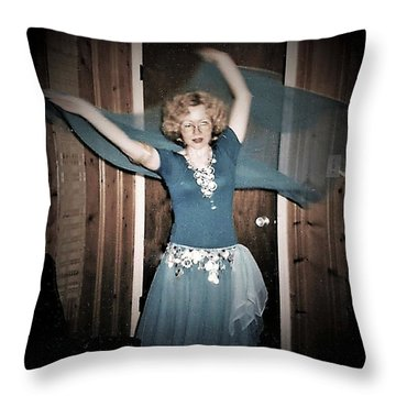 Throw Pillow featuring the photograph Twirling Vortex by Denise Fulmer