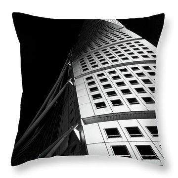 Twisted #2 Throw Pillow