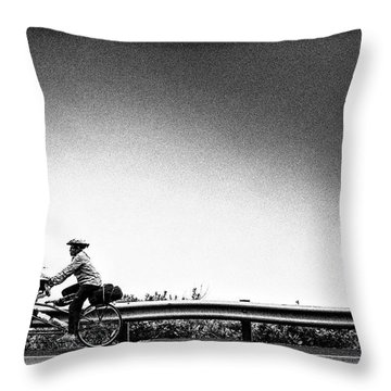 Throw Pillow featuring the photograph Two Are Better Than One by Jingjits Photography