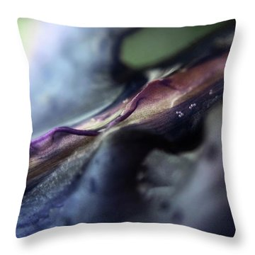 Two Weeks Fka Throw Pillow