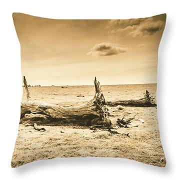 Typical Tasmania Throw Pillow