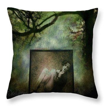 Tyranny Of Pretty Throw Pillow