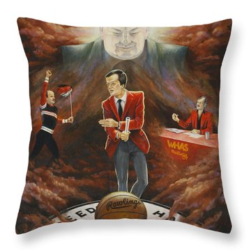 U Of L Tradition Throw Pillow