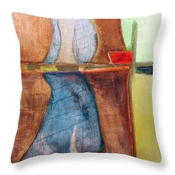 Art Print U2 Throw Pillow