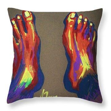 Ultimate Vehicle Throw Pillow