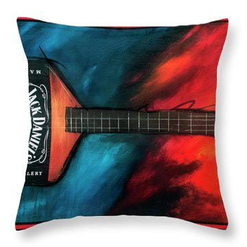 Ultra Bass Throw Pillow