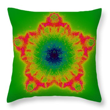 Umakendent Throw Pillow