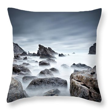 Unbreakable Throw Pillow by Jorge Maia