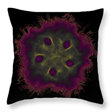 Uncendmers Throw Pillow