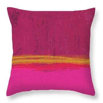 Hot Pink Throw Pillows