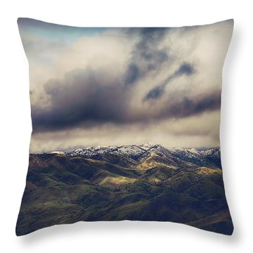 Throw Pillow featuring the photograph Undeniable by Laurie Search
