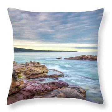 Under Eden Skies Throw Pillow