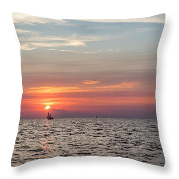 Throw Pillow featuring the photograph Under The Sun by Gregg Southard