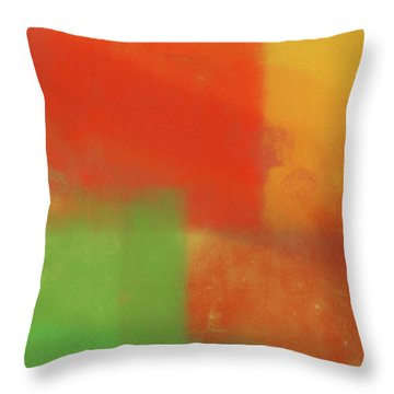 Undercover Throw Pillow by Dan Sproul