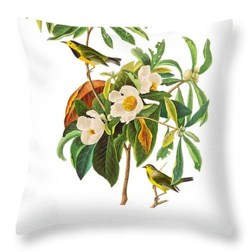 Throw Pillow featuring the photograph Undercover by Munir Alawi
