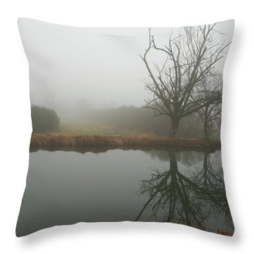 Underworld Guardian  Throw Pillow
