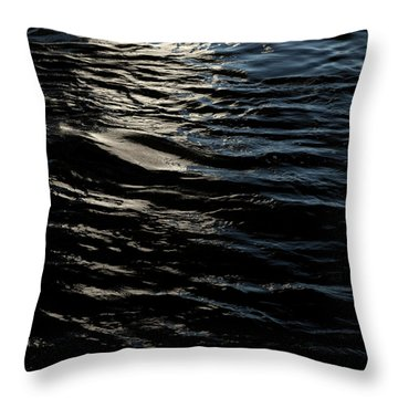 Throw Pillow featuring the photograph Undulation by Eric Christopher Jackson
