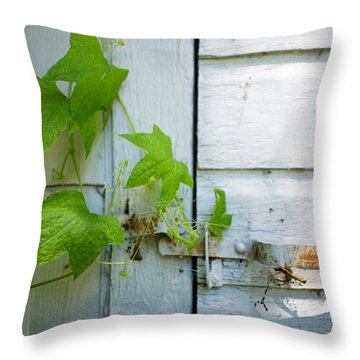 Unexpected Opening Throw Pillow