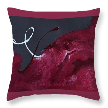 Unfold Me Throw Pillow