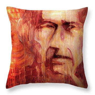 Unilisi Sankofa 2 Throw Pillow