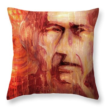 Unilisi Sankofa 2 Throw Pillow