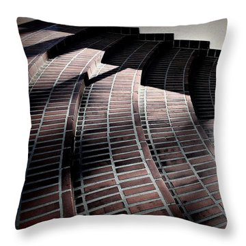Union Steps Throw Pillow