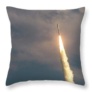 United Alliance Atlas V Throw Pillow