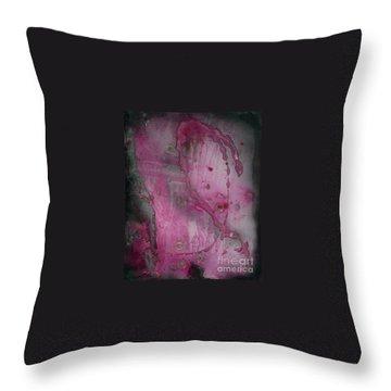 Universal Goddess 2 Of 3 Throw Pillow