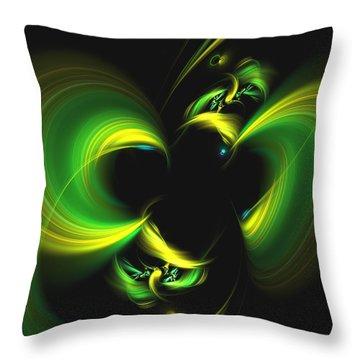Universal Joy Throw Pillow