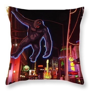 Universal King Kong Throw Pillow