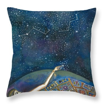 Universal Magic Throw Pillow