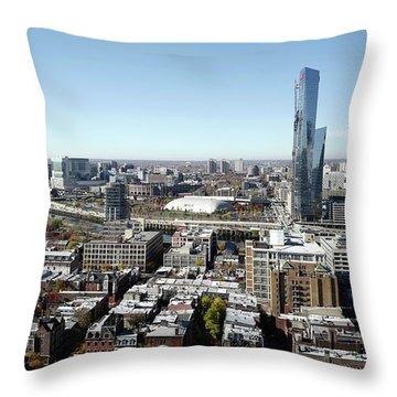 University City - Philadelphia Throw Pillow