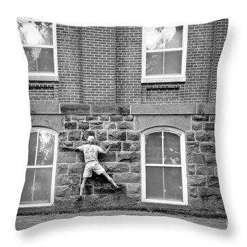 University Of Arkansas Throw Pillows